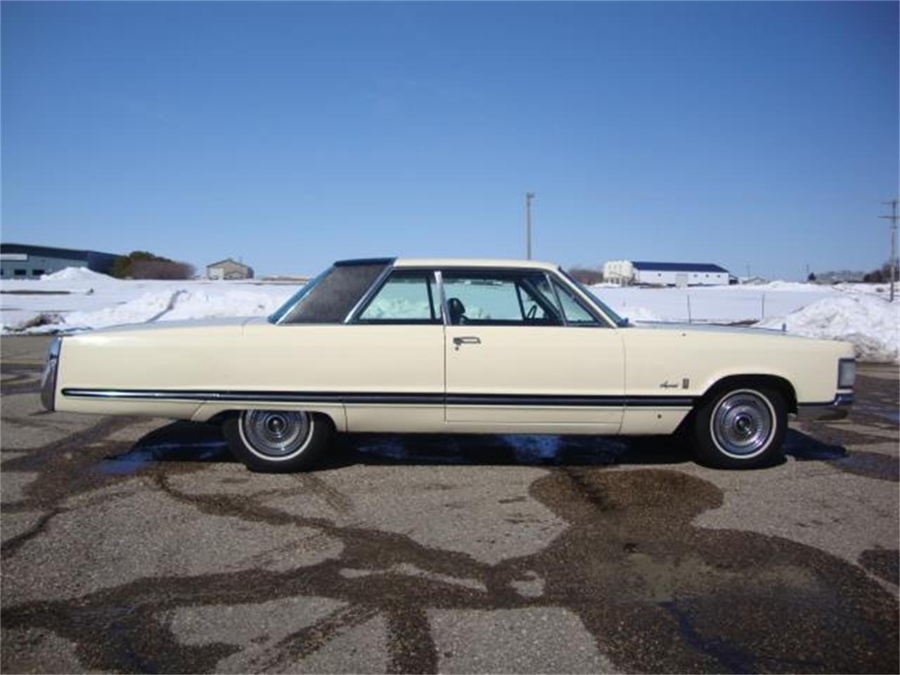 Large Picture of Classic '67 Imperial located in South Dakota Offered by Gesswein Motors - NAHL