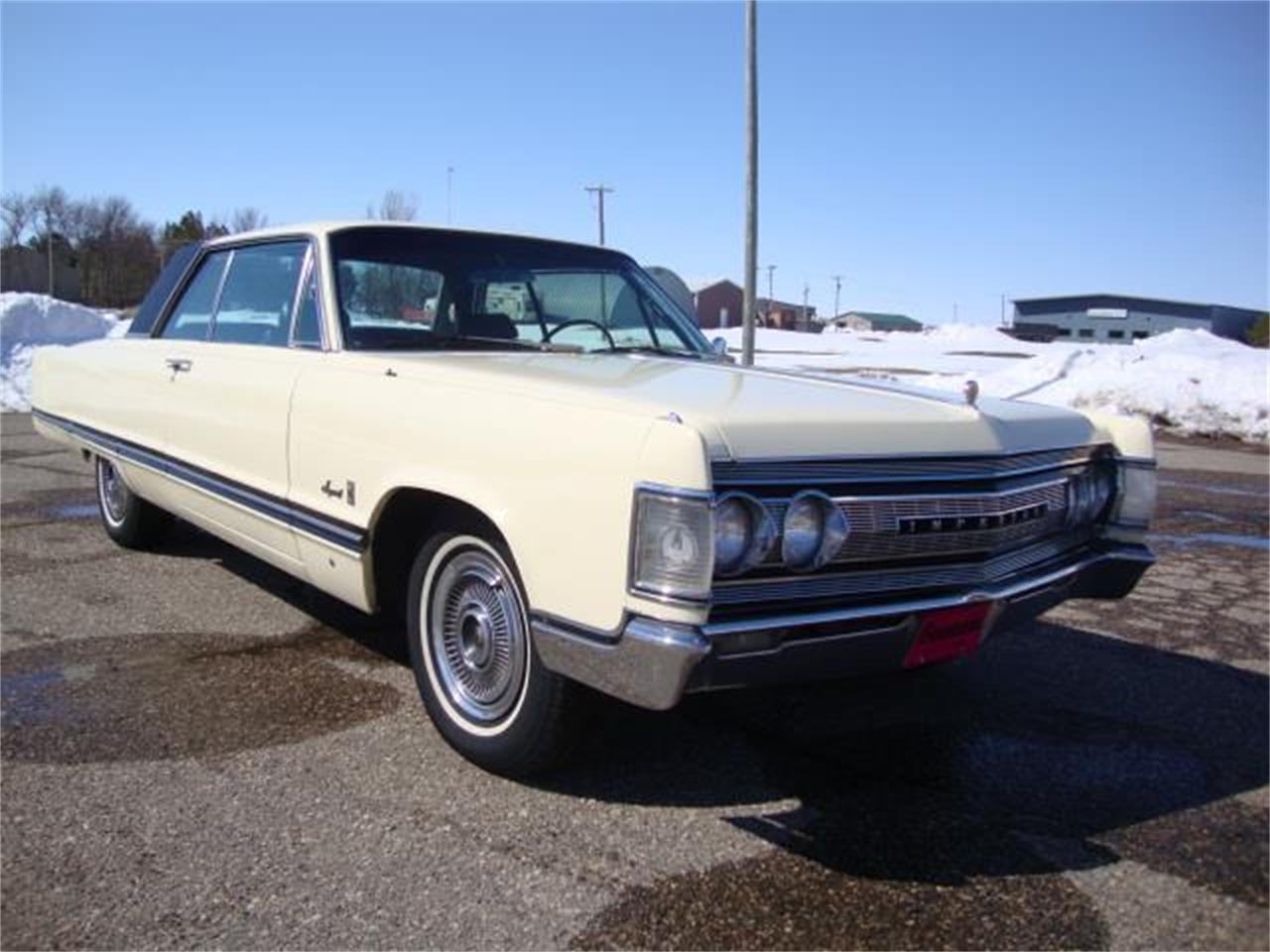 Large Picture of '67 Chrysler Imperial - $15,950.00 Offered by Gesswein Motors - NAHL