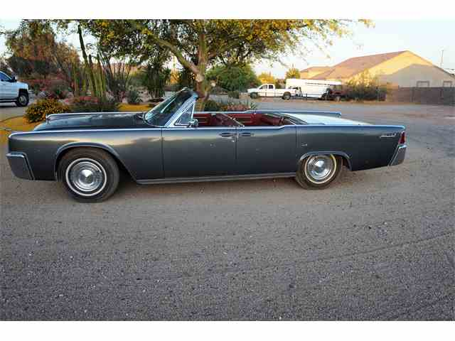 Picture of '61 Continental located in Phoenix Arizona - $29,900.00 Offered by a Private Seller - NAI2