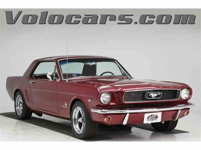 Picture of '66 Mustang - N5UO