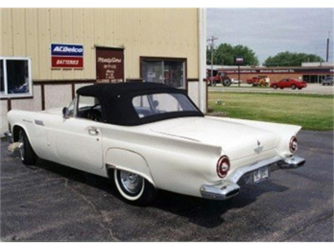 Large Picture of '57 Thunderbird - NAIO