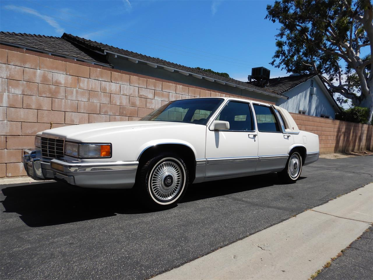 Large Picture Of 92 Cadillac DeVille