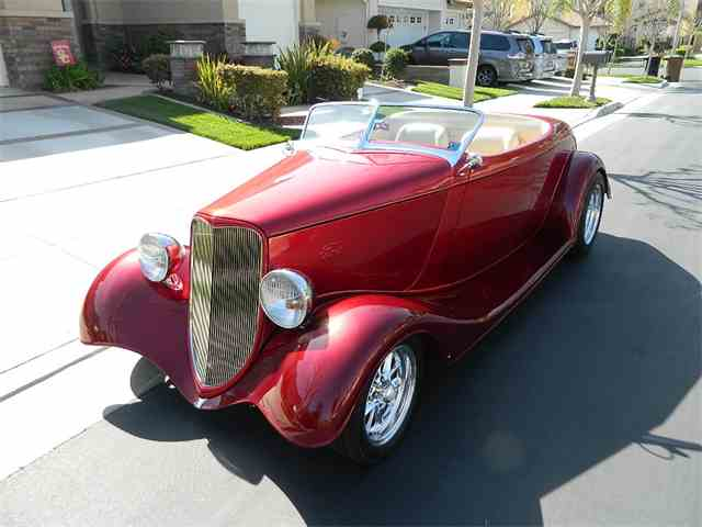 Picture of '34 Roadster - NAJ3