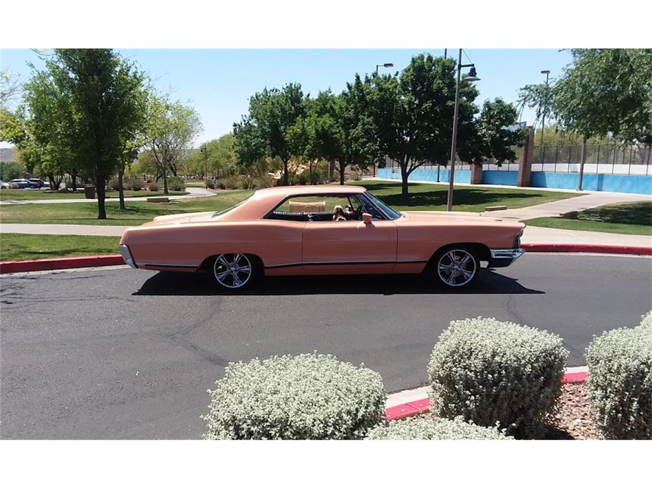 Large Picture of Classic '65 Pontiac Grand Prix located in Arizona - $23,700.00 Offered by a Private Seller - NAJ5