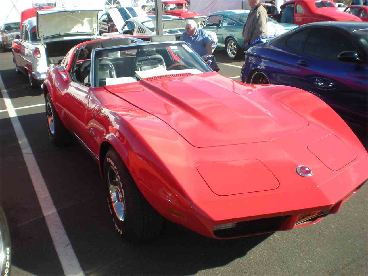 Large Picture of Classic 1973 Corvette located in Fountain Hills Arizona - NAJ9