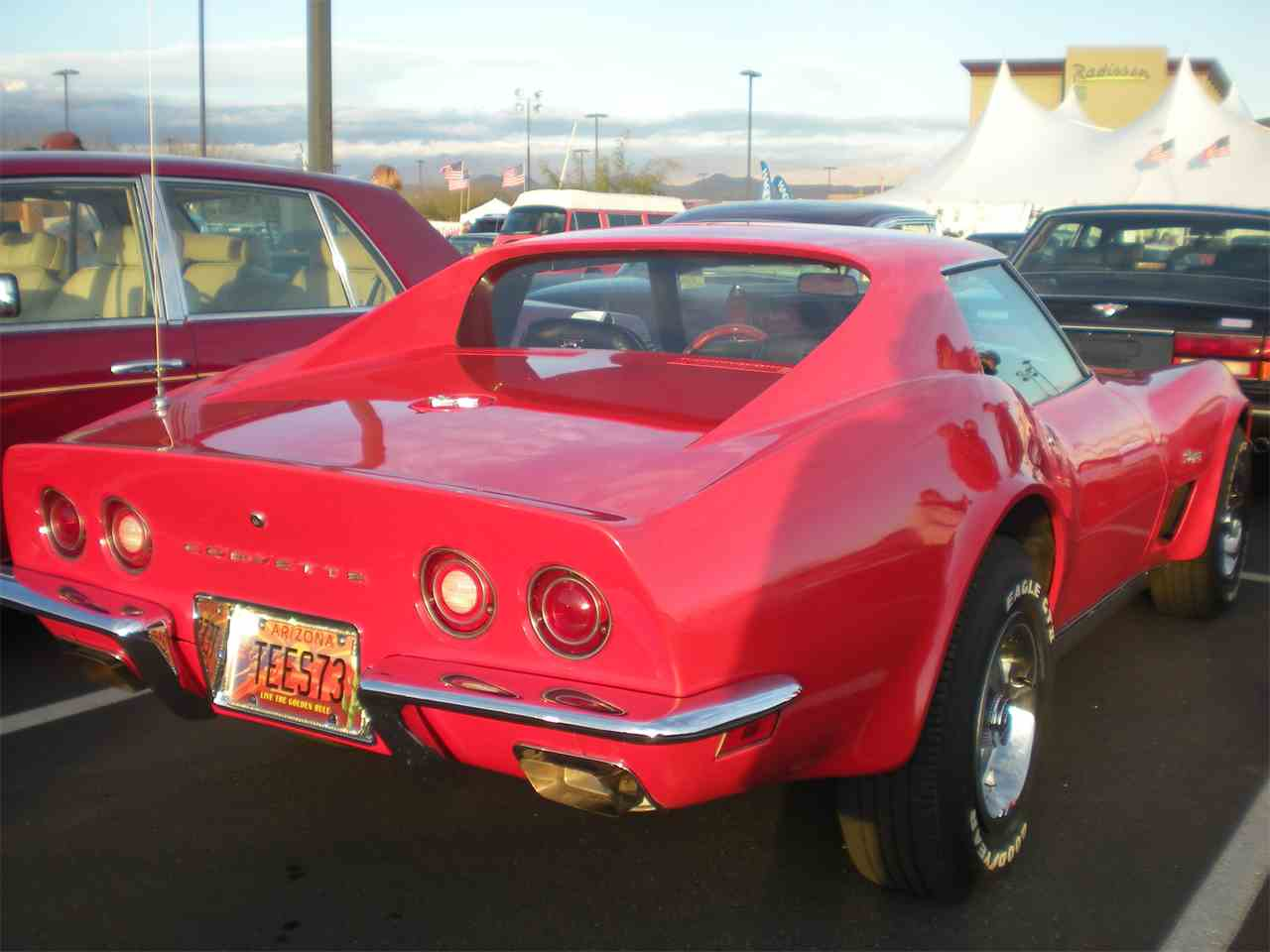 Large Picture of '73 Chevrolet Corvette located in Fountain Hills Arizona - $21,000.00 Offered by a Private Seller - NAJ9
