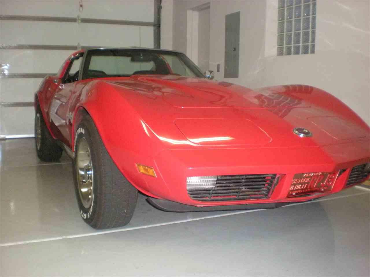 Large Picture of 1973 Chevrolet Corvette - NAJ9