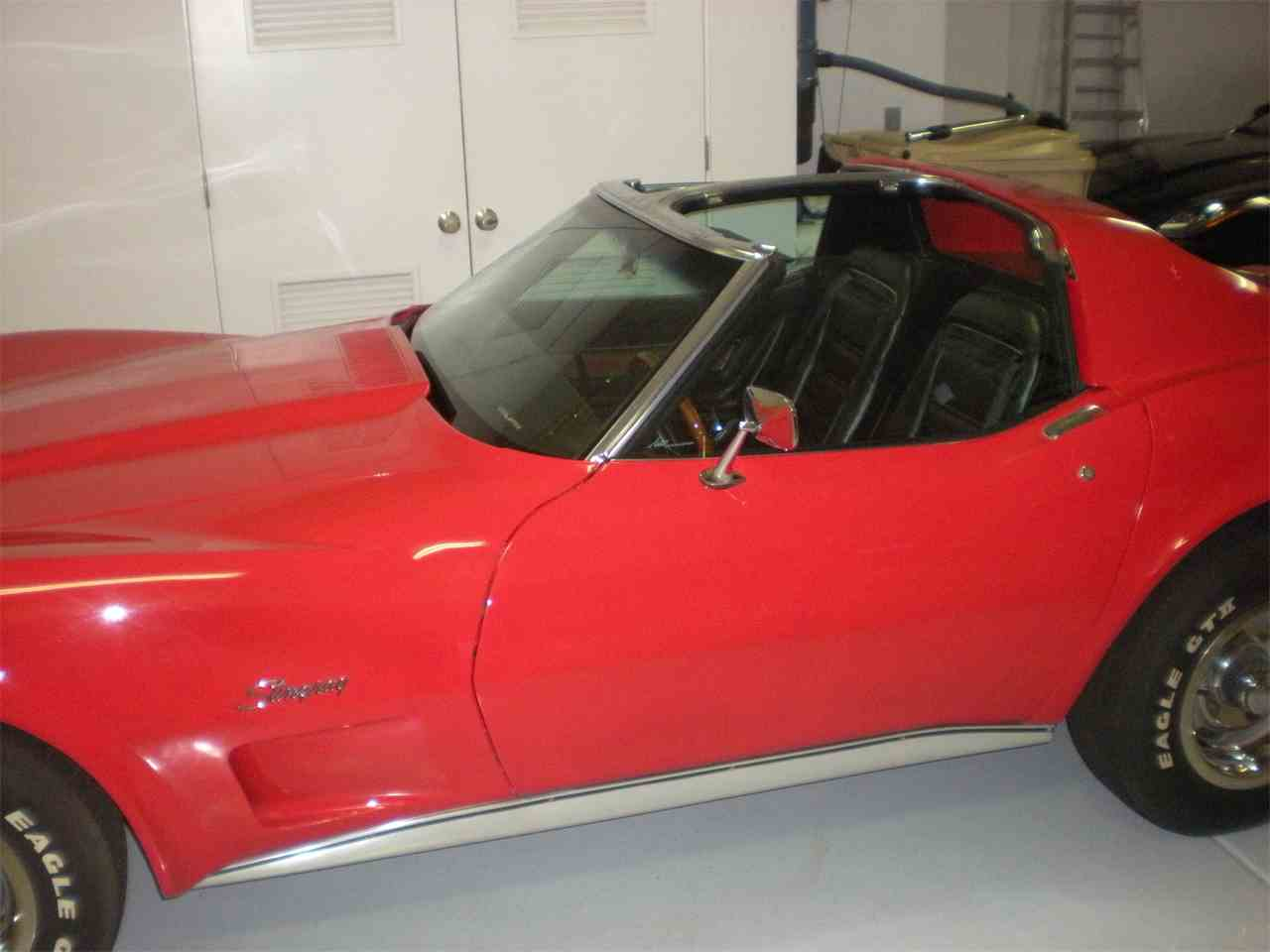 Large Picture of Classic '73 Corvette located in Arizona - $21,000.00 Offered by a Private Seller - NAJ9