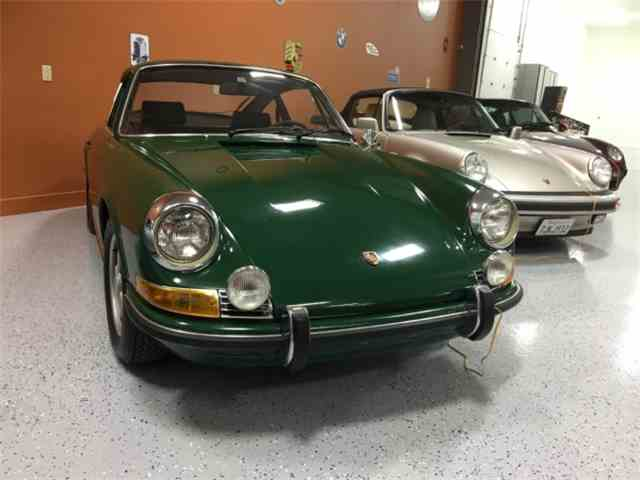 Picture of '68 Porsche 911E - $167,500.00 Offered by  - NAJB