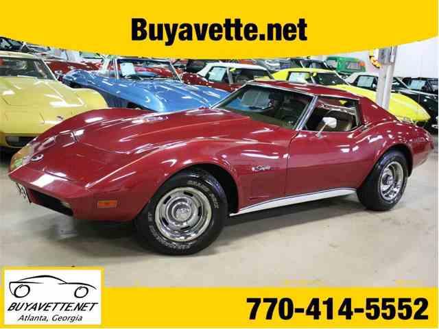 Picture of '74 Corvette - N5UR