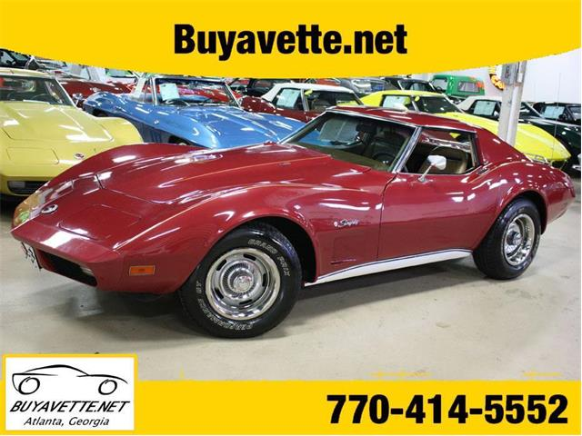 Picture of 1974 Chevrolet Corvette located in Georgia - $13,999.00 Offered by  - N5UR