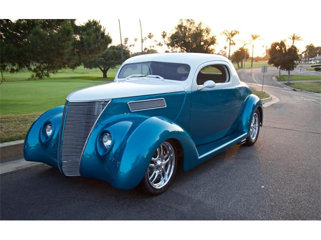 Picture of '37 Coupe - NAJW