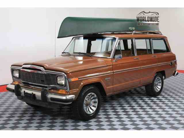 Picture of '82 Wagoneer - NAK0