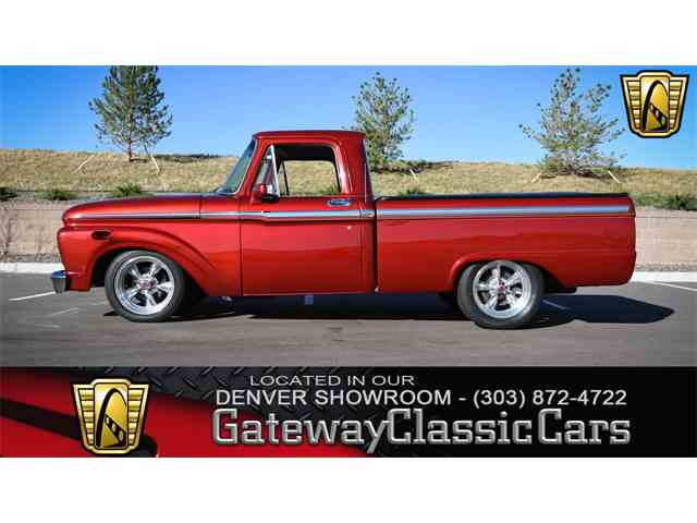 Picture of '63 F100 - NAK2