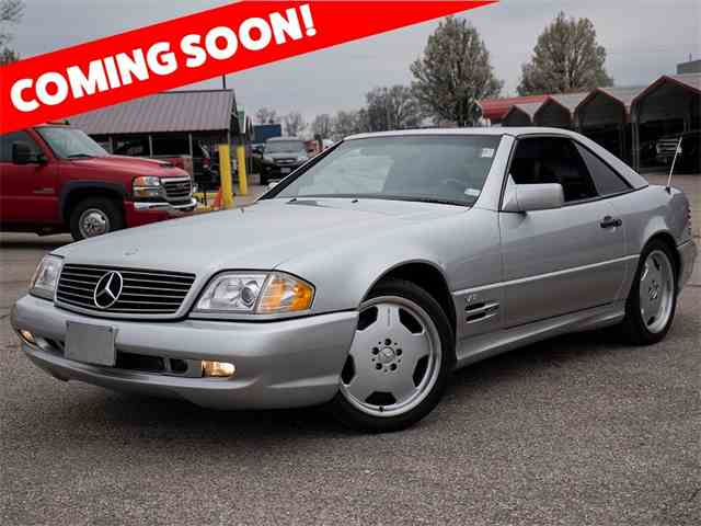 Picture of '96 600SL - NAKF