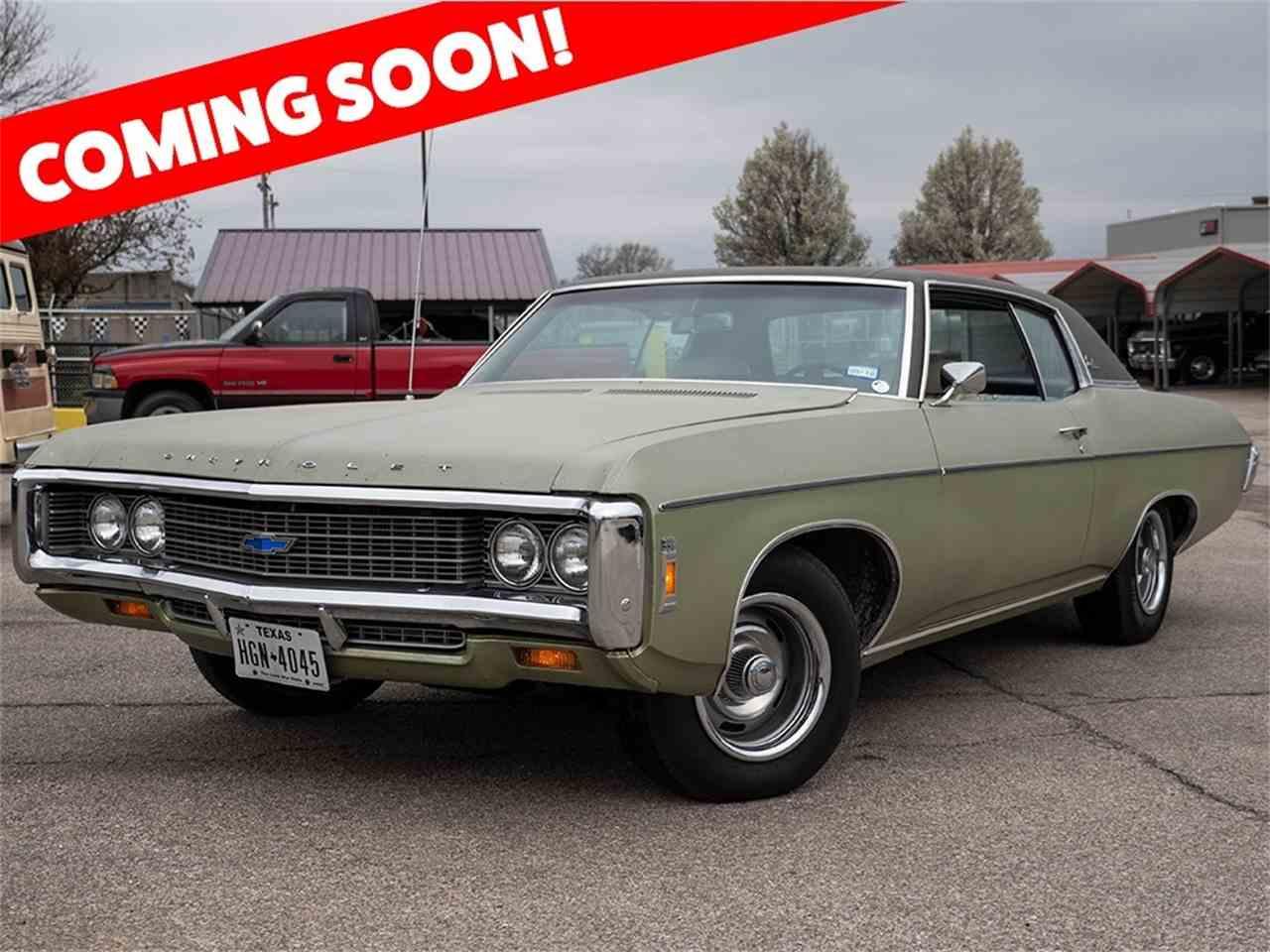 1969 chevrolet impala for sale cc 1086787. Black Bedroom Furniture Sets. Home Design Ideas