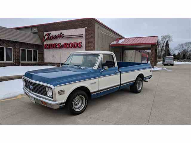 Picture of '71 C10 - NAKS