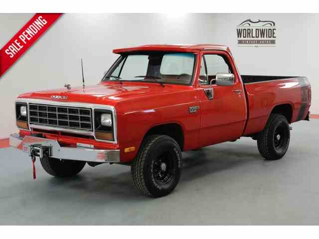 Picture of '85 Ram - NALD