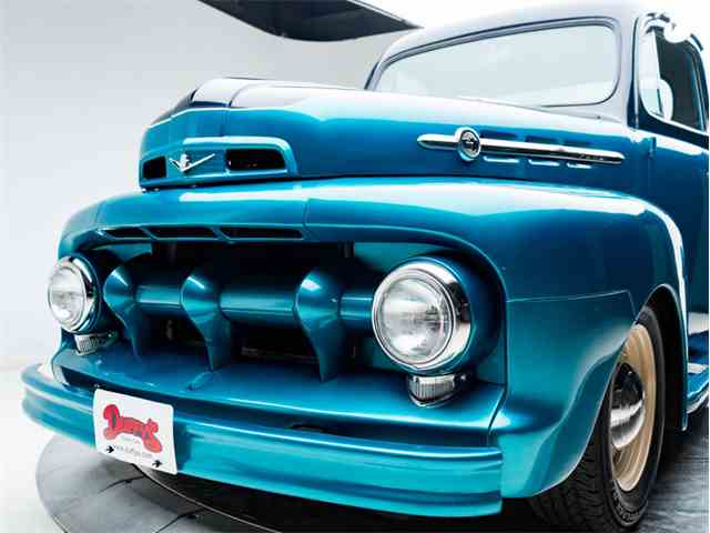 Picture of Classic '52 Ford F100 - $33,950.00 - NALE