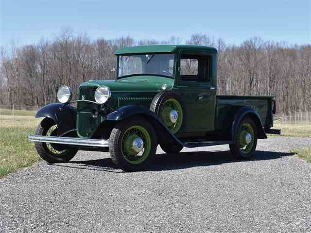 Picture of '32 Model B Closed Cab Pickup - NALG