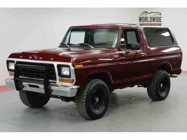 Picture of '79 Bronco - NALL
