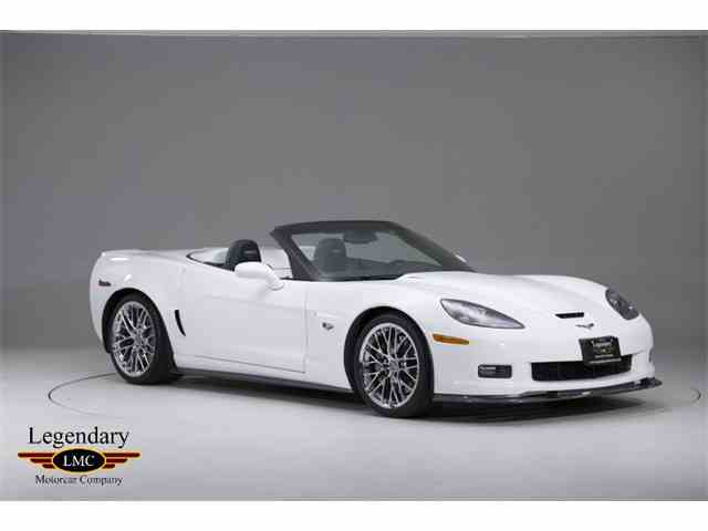 Picture of '13 Corvette - NALP