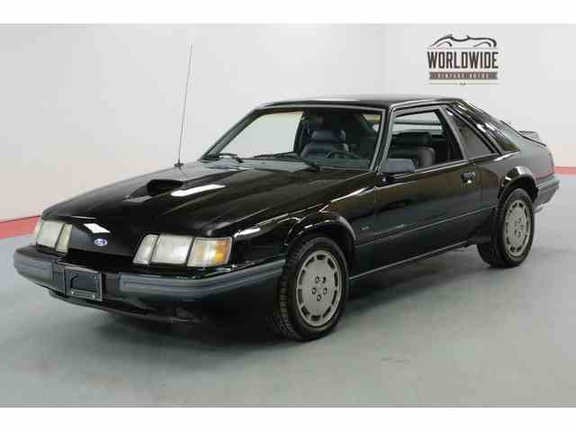 Picture of '86 Mustang SVO - NALW