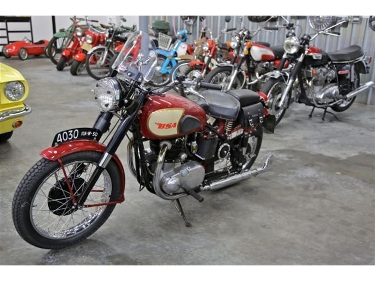 Large Picture of Classic '50 BSA Motorcycle located in Washington - $15,000.00 Offered by Drager's Classics - NAM7