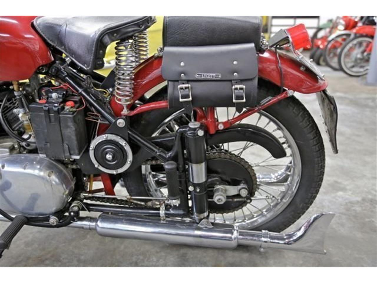 Large Picture of 1950 BSA Motorcycle - NAM7