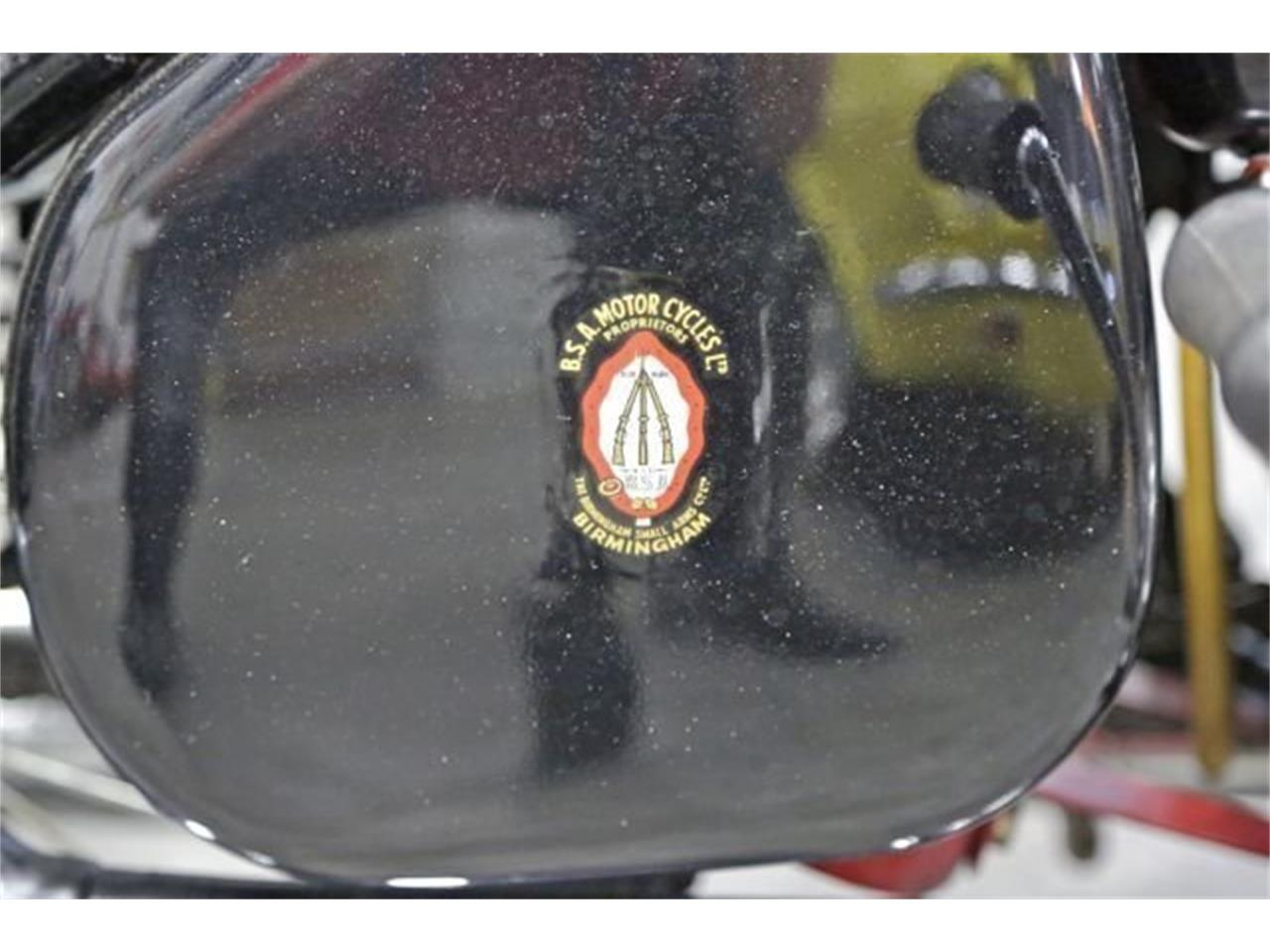 Large Picture of '50 BSA Motorcycle located in Seattle Washington - $15,000.00 Offered by Drager's Classics - NAM7