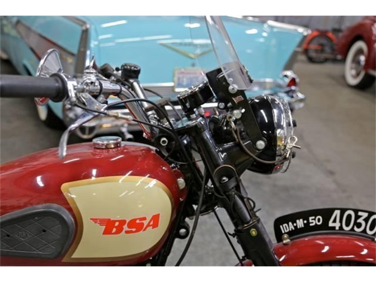 Large Picture of 1950 BSA Motorcycle located in Washington - NAM7