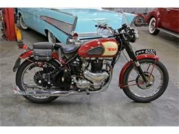 Picture of Classic '50 BSA Motorcycle - NAM7