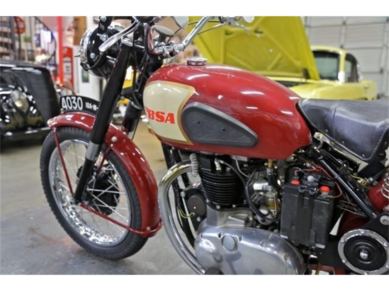 Large Picture of Classic '50 Motorcycle - $15,000.00 - NAM7