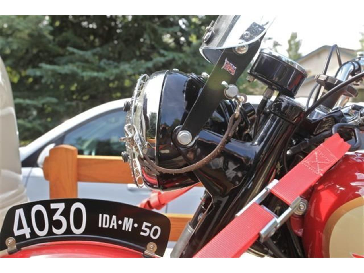 Large Picture of Classic 1950 Motorcycle - $15,000.00 - NAM7