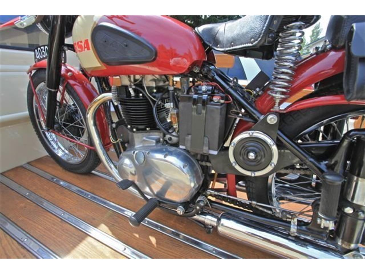 Large Picture of Classic '50 BSA Motorcycle Offered by Drager's Classics - NAM7