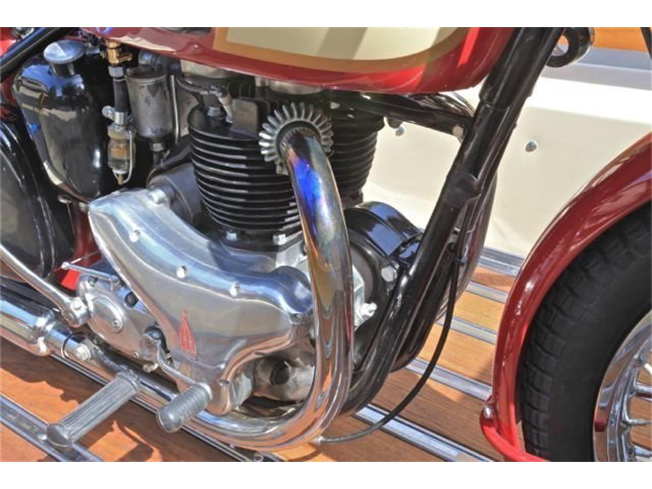 Large Picture of Classic '50 Motorcycle located in Seattle Washington - $15,000.00 - NAM7