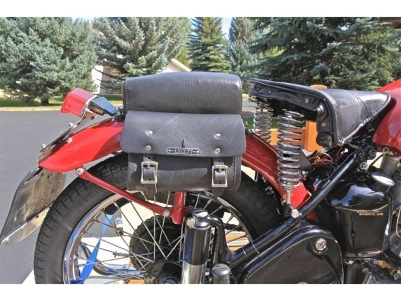Large Picture of Classic 1950 BSA Motorcycle - NAM7