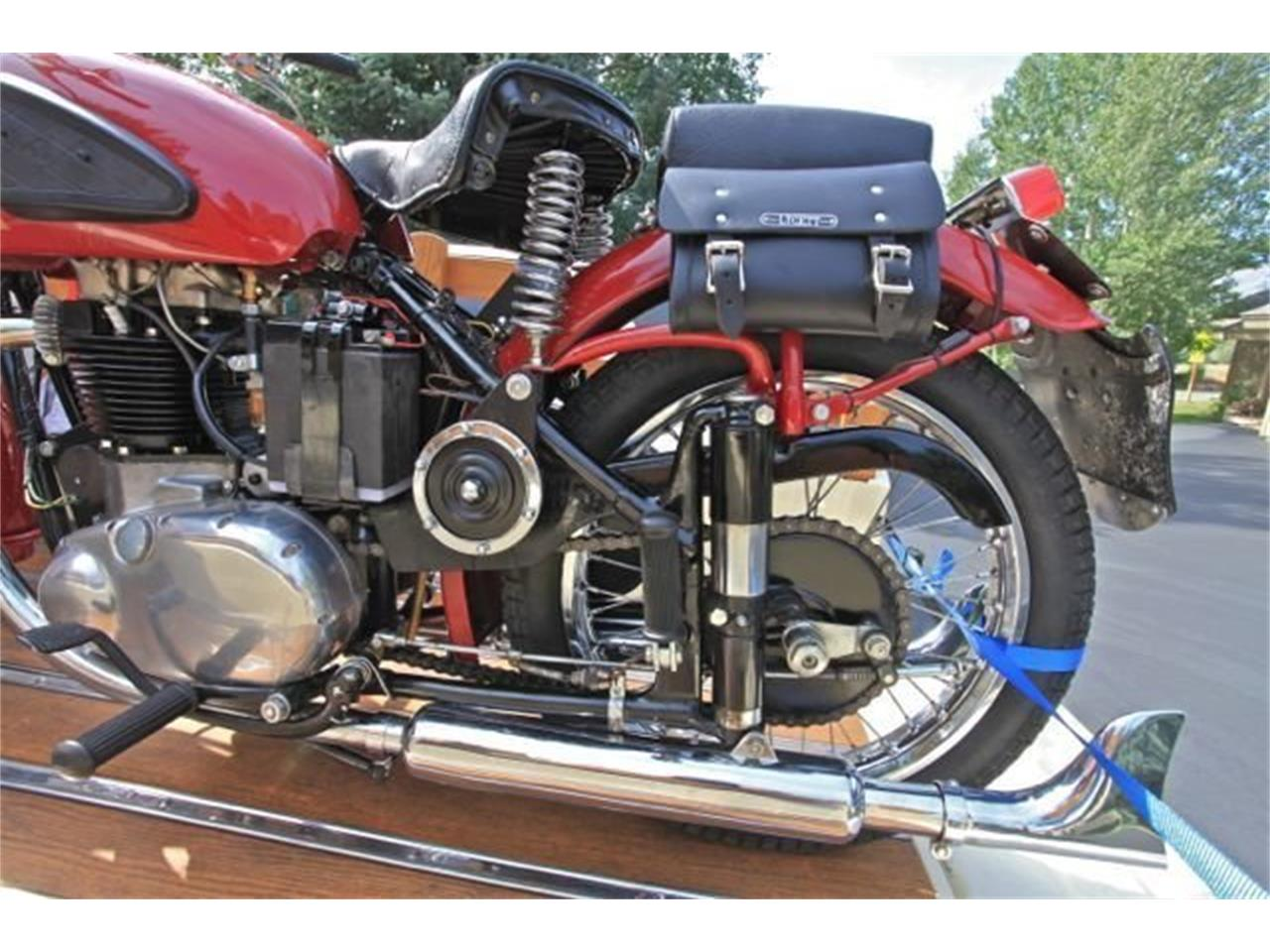 Large Picture of 1950 BSA Motorcycle located in Seattle Washington - NAM7