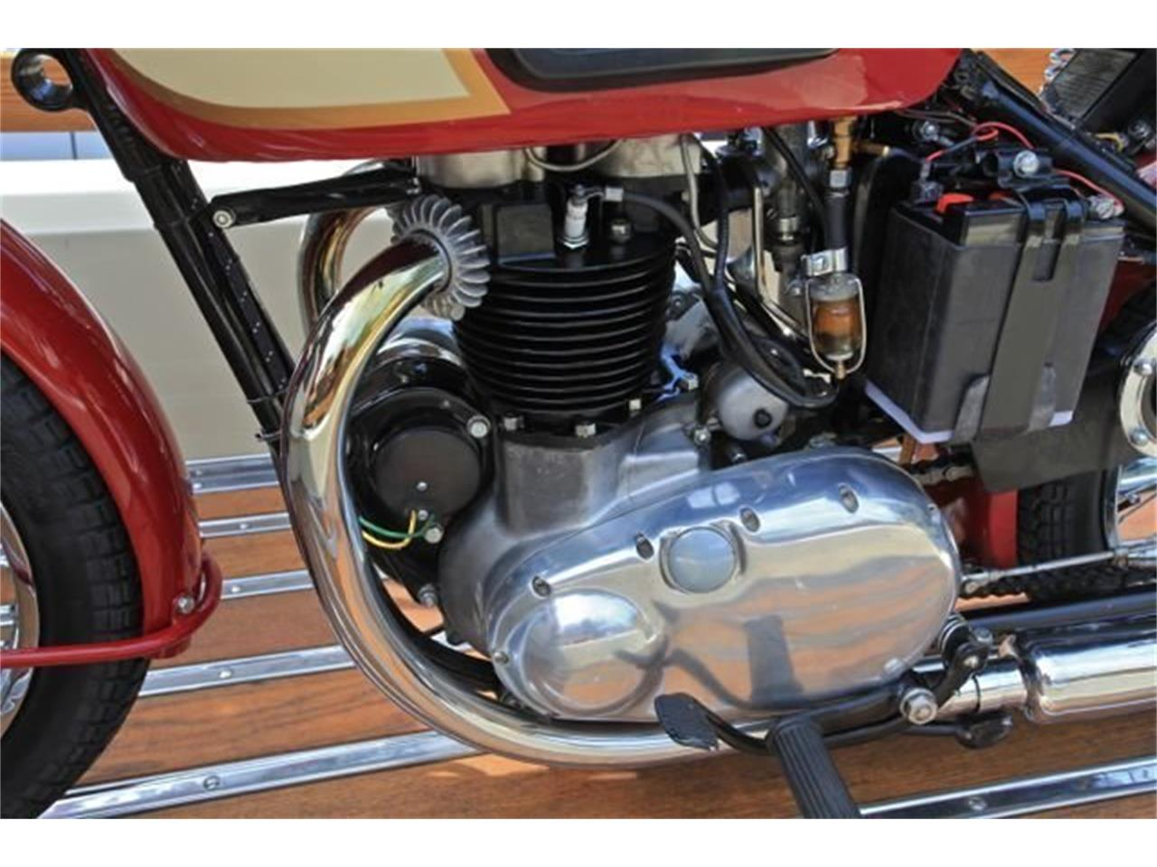 Large Picture of Classic '50 BSA Motorcycle - NAM7