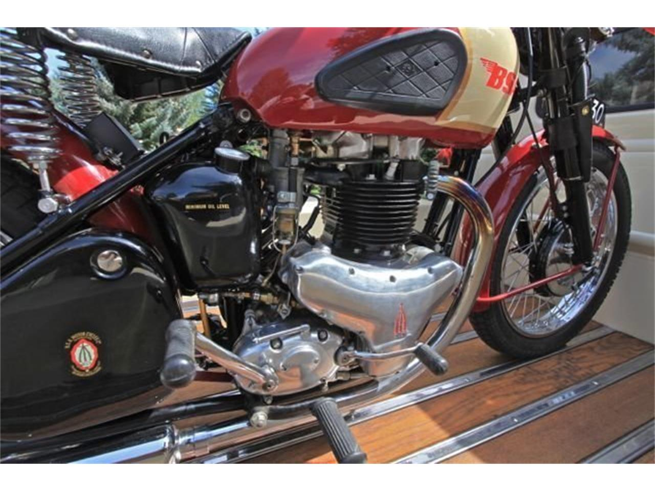 Large Picture of 1950 BSA Motorcycle located in Seattle Washington - $15,000.00 Offered by Drager's Classics - NAM7