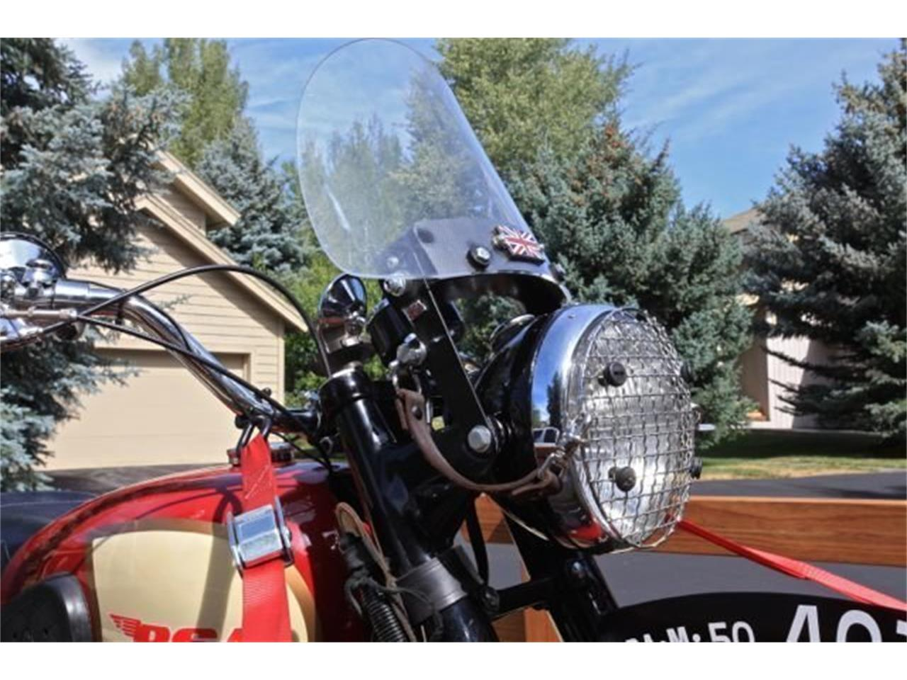 Large Picture of Classic 1950 BSA Motorcycle located in Seattle Washington Offered by Drager's Classics - NAM7