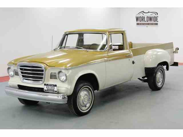 Picture of Classic 1960 Studebaker Champ located in Colorado - $14,900.00 Offered by  - NAM9