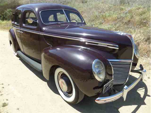 Picture of '39 Sedan Offered by Laguna Classic Cars - NAMB