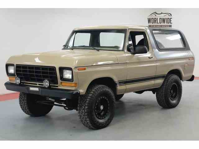 Picture of '79 Bronco - NAMF