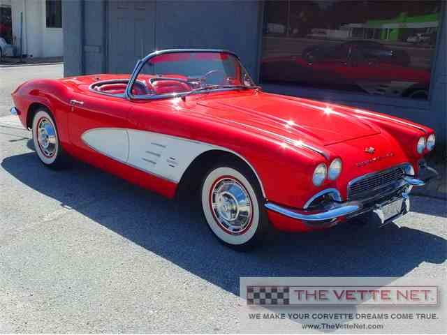 Picture of '61 Corvette - NAMG