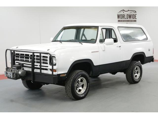Picture of '75 Ramcharger - NAMH