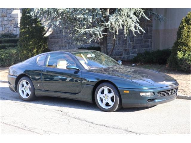 Picture of '97 Ferrari 456 - NAMM