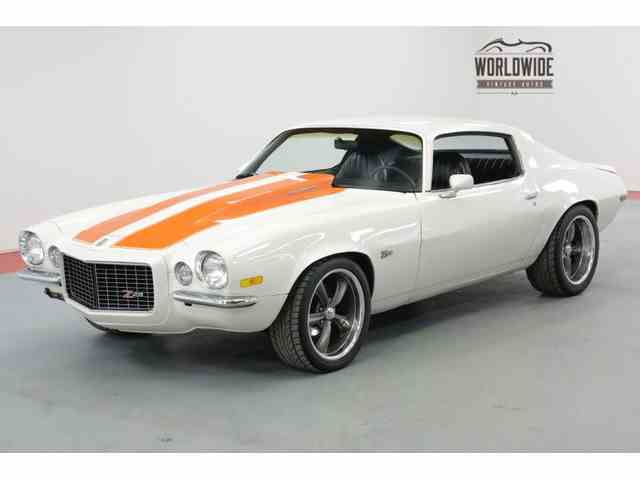 Picture of 1971 Chevrolet Camaro located in Denver  Colorado - $33,900.00 Offered by Worldwide Vintage Autos - NAMQ