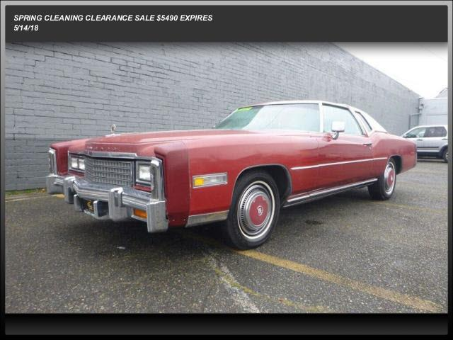 Picture of '78 Eldorado - NAND