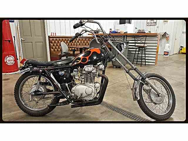 Picture of '68 Motorcycle - NANH